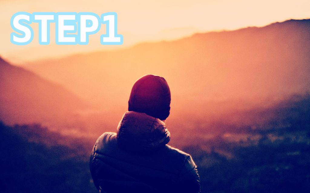 STEP1 夢と目的を知ろう!
