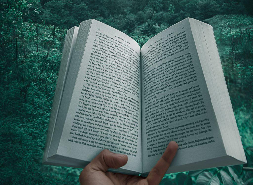 読書をはじめる!