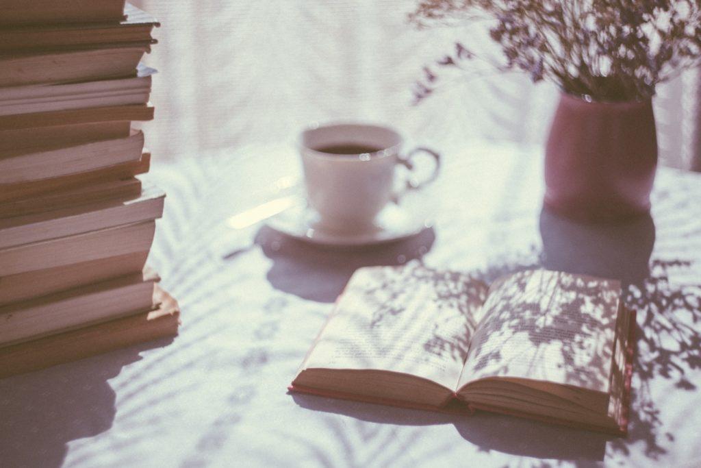 読書効果①インプット量が増える