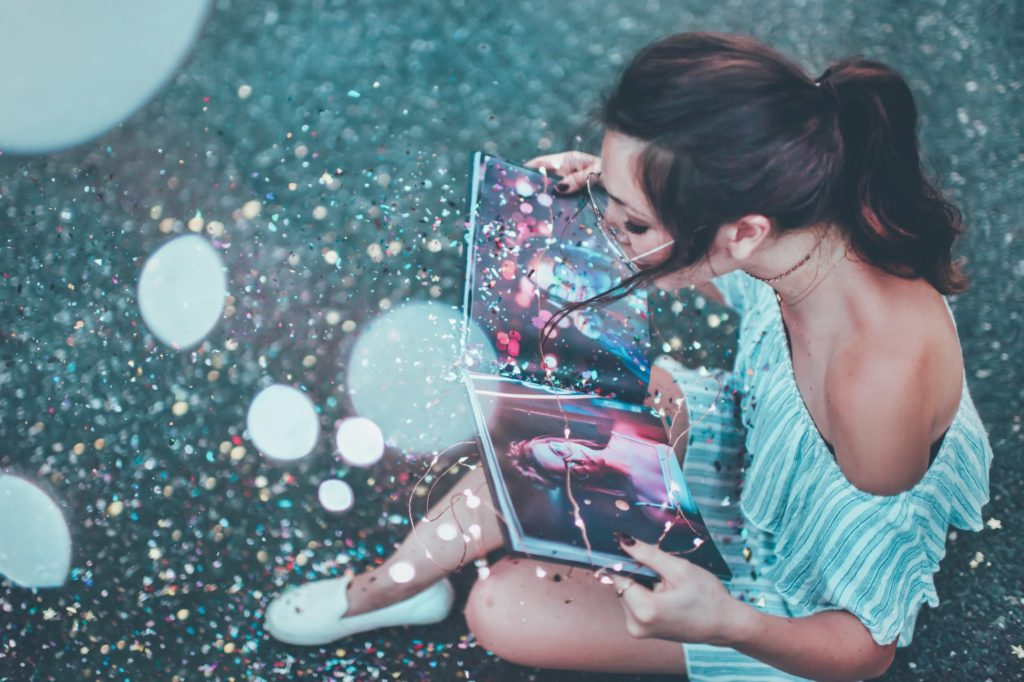 読書効果⑦想像力が高まる