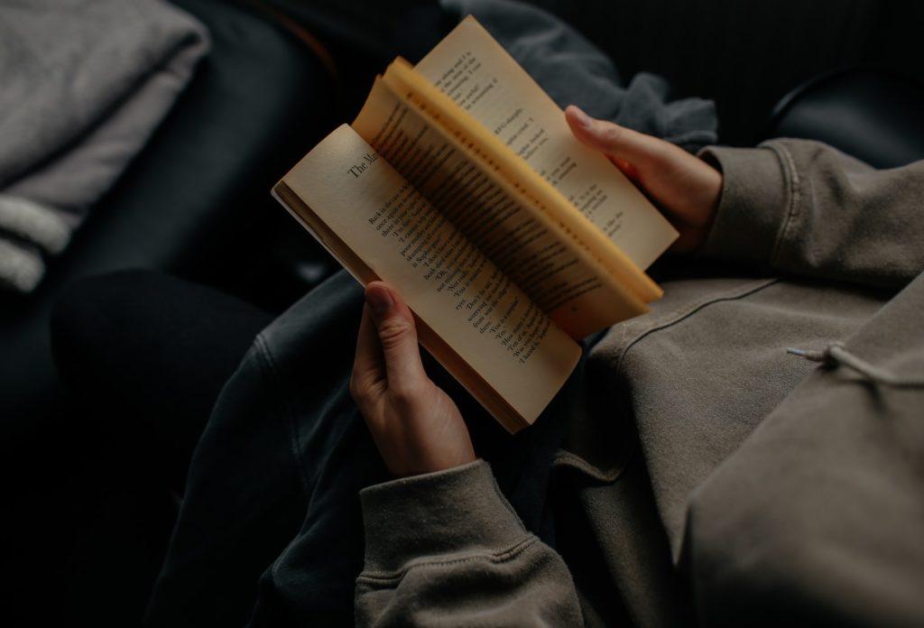 読書に集中できない時の解決方法