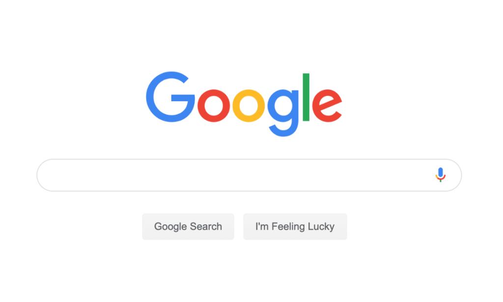 ③ Google検索ウィンドウ
