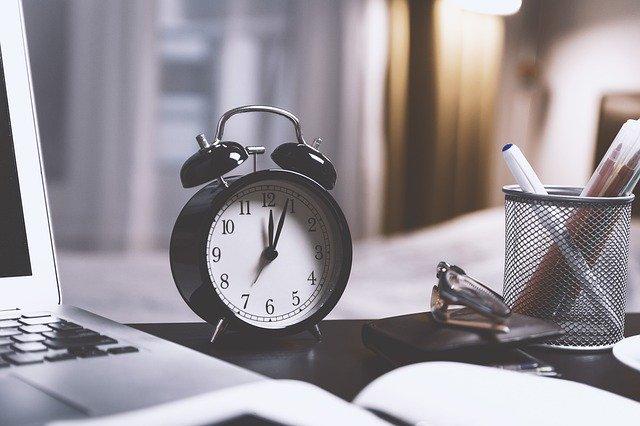 時間が欲しい人は読むべき!時間を無駄にしない方法