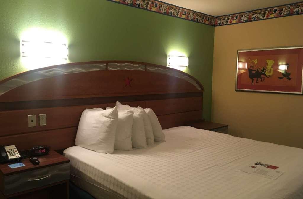 【WDW 行き方11】ホテルの部屋
