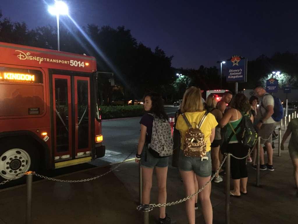 【WDW 行き方12】WDWへのバス