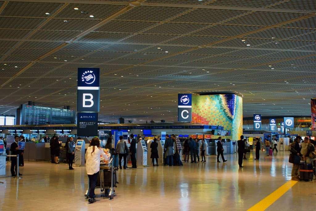 【WDW 行き方③】空港チェックイン