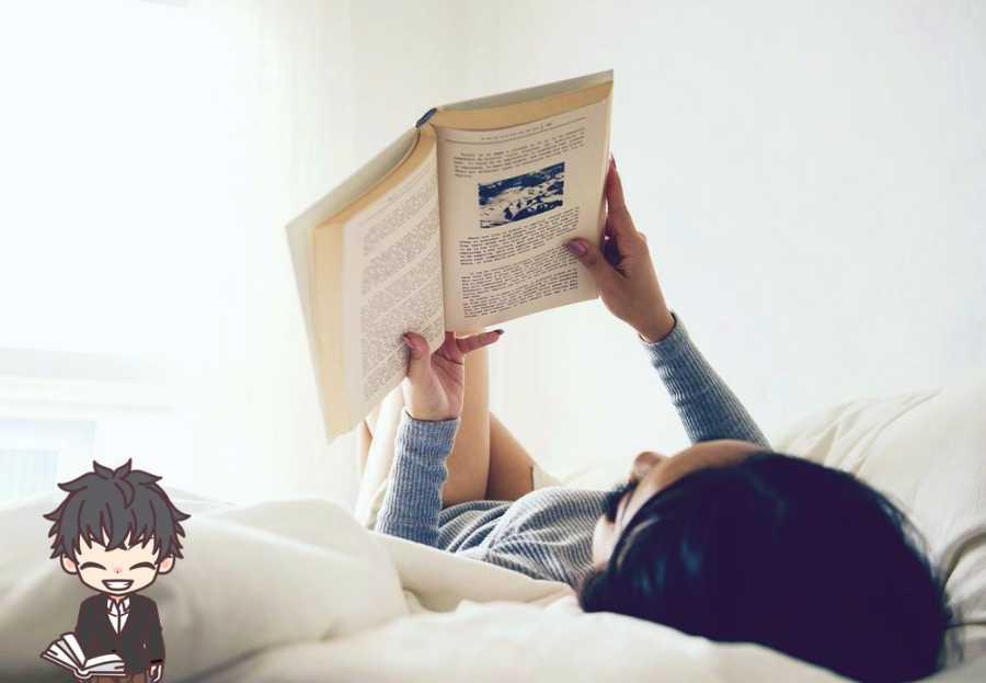 楽チン】寝ながら本を読むための読書グッズ9選+寝ながら読書術 ...